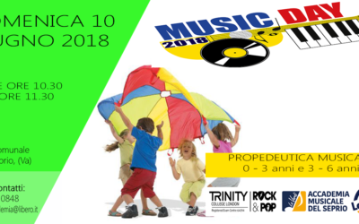 MUSIC DAY PROPEDEUTICA